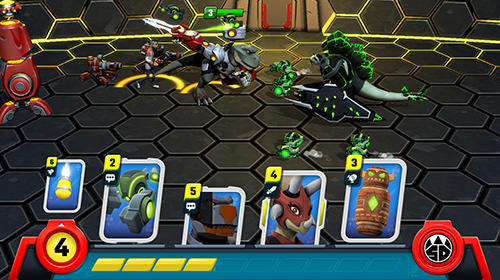 Super dinosaur: Kickin' tail для Android