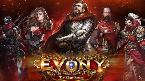 Evony: The king's return screenshots