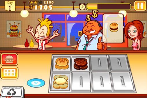 Burger Queen für iPhone