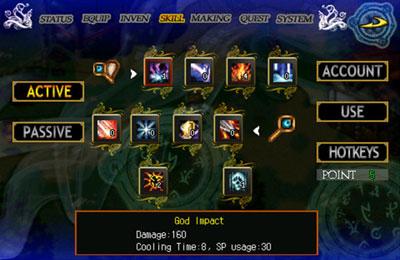 Screenshot Legend of Master 2 Plus on iPhone