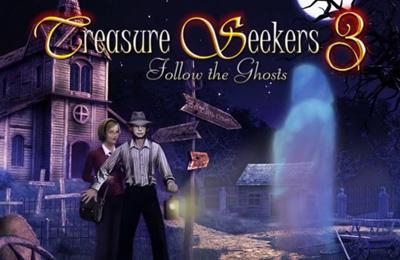 logo Treasure Seekers 3: Follow the Ghosts