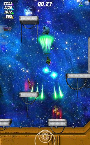 Arcade-Spiele Pocket combat für das Smartphone