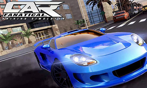 Fanatical car driving simulator скриншот 1