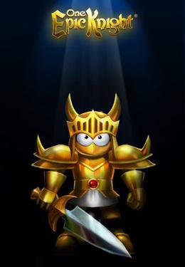 логотип Епічний втечу Лицаря