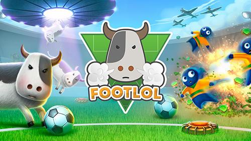 Footlol: Crazy soccer captura de tela 1