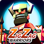 Zigzag warriors Symbol