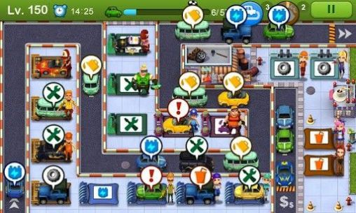 Tiny station Screenshot
