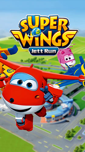 Super wings: Jett run capture d'écran 1