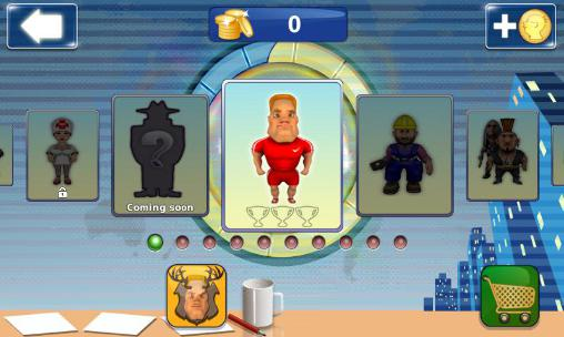 Arcade-Spiele Comedy quest. Annoy your neighbors für das Smartphone