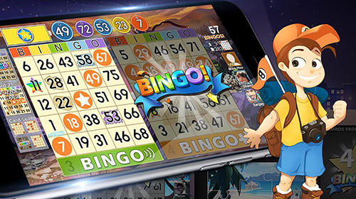 Glücksspiele Bingo party: Free bingo für das Smartphone