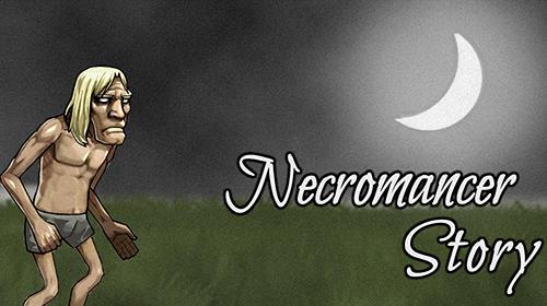 Necromancer story captura de pantalla 1