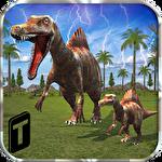 Dinosaur revenge 3D Symbol