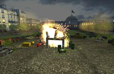 Разрушитель Зданий 3D