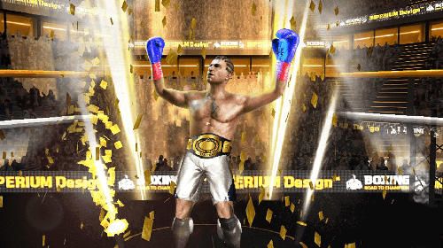 Boxing fight: Real fist para Android