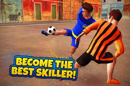 Skilltwins: Football game pour Android