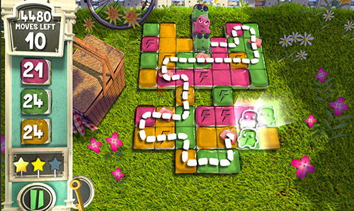 Ambitious dirt: Puzzle game für Android