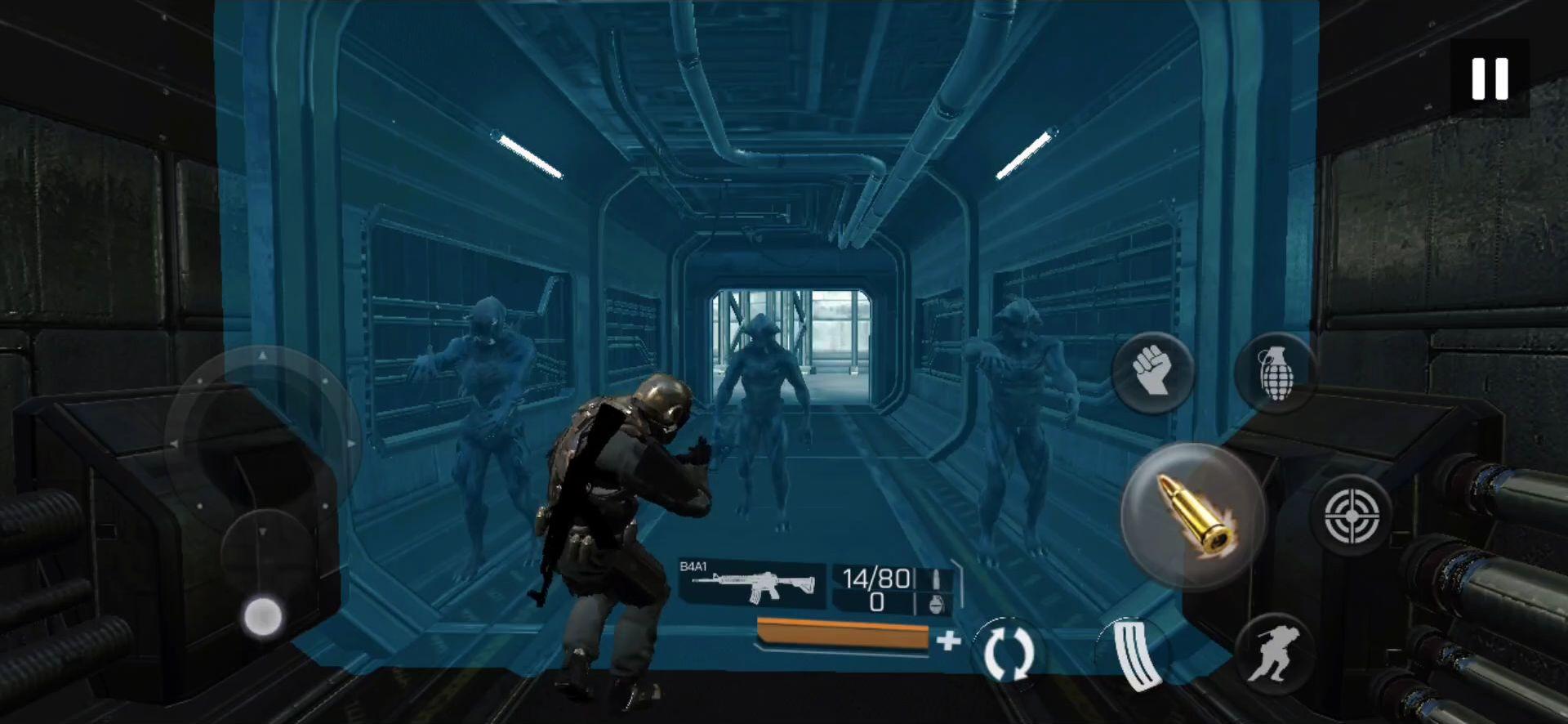 de tir Dead Zone - Action TPS pour smartphone