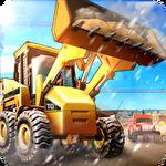 Loader and dump truck hill sim 2 ícone