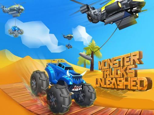 Monster trucks unleashed screenshot 1