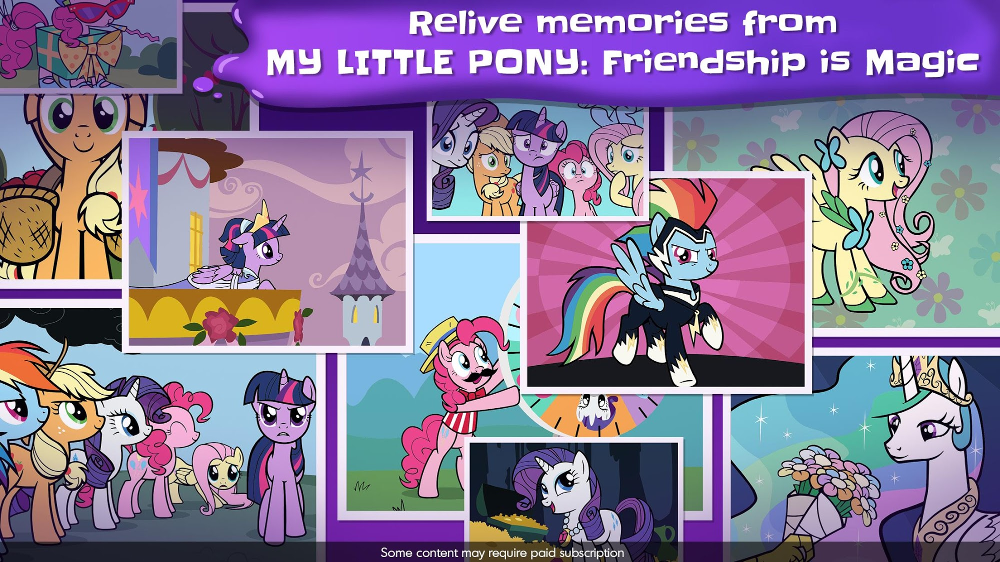 My Little Pony Color By Magic screenshot 1