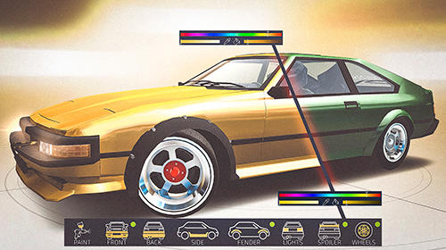 JDM racing für Android