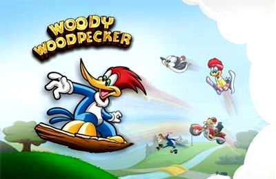 logo Woody Woodpecker