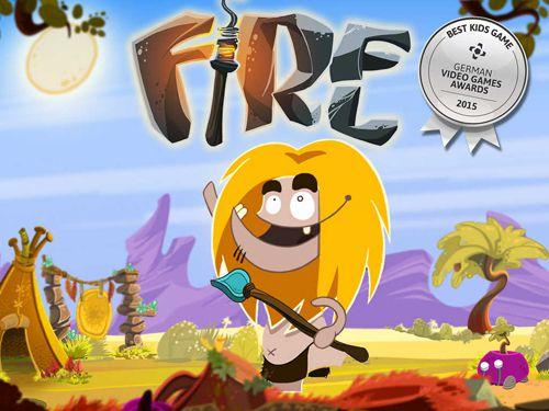 logo Feuer: Unghs Quest