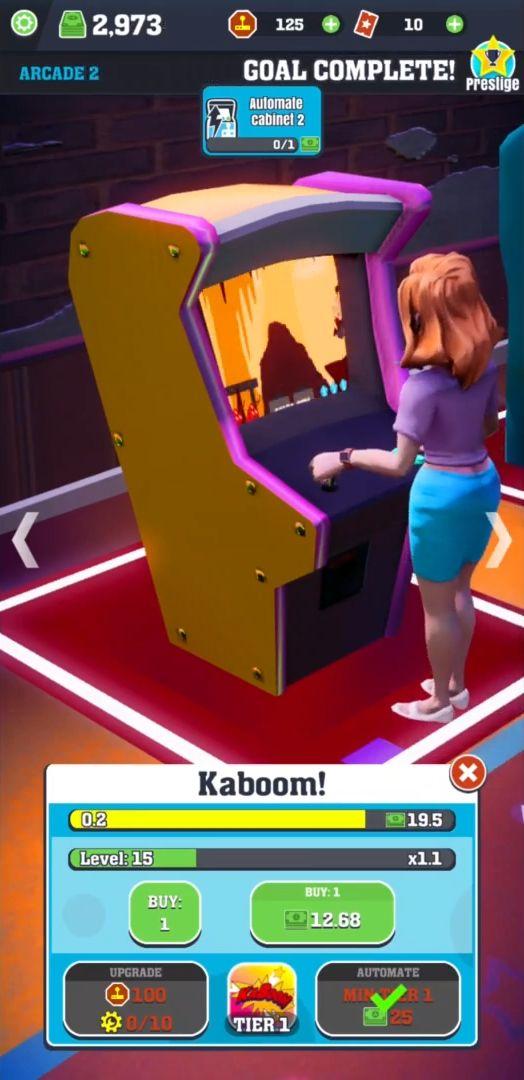 Arcade World: Idle & Play! für Android