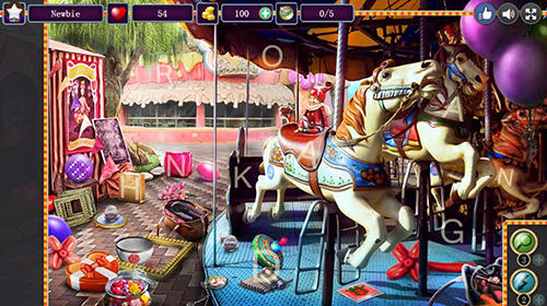 Hidden empire: Fantastic paradise. Dream park für Android
