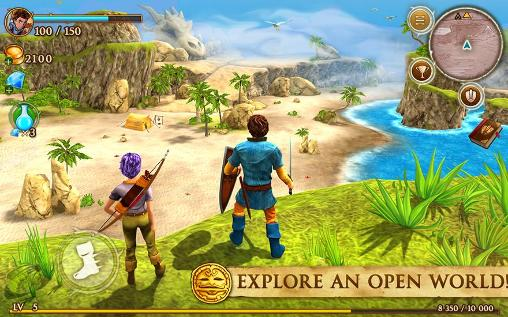 Beast quest für Android