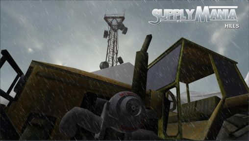 Simuladores Supply mania hills para teléfono inteligente