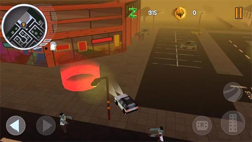 Dead hand drive for Android