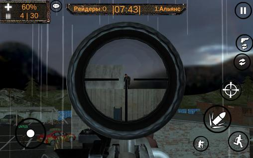 Shadow of nuclear war für Android