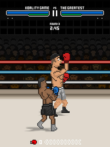 Prizefighters boxing für Android