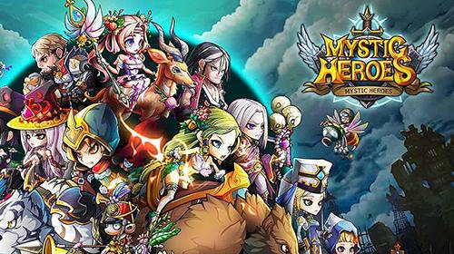 Mystic heroes icon