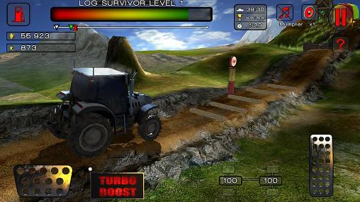 Hill climb racer: Dirt masters capture d'écran 3