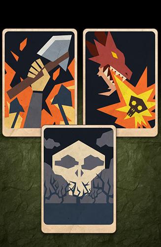 Brettspiele Thrones: Kingdom of elves. Medieval game für das Smartphone