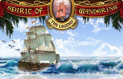 logo Spirit of Wandering - The Legend