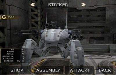 Metal Wars 2 for iPhone