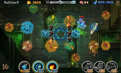 Lair Defense: Shrine screenshot 1