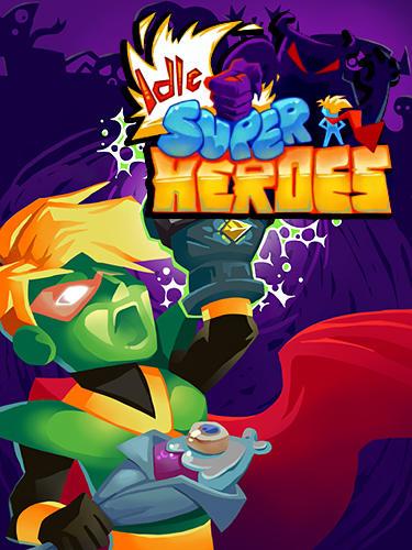 Idle hero clicker game: Win the epic battle Screenshot