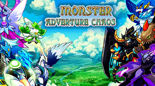 Monster trips chaos Screenshot
