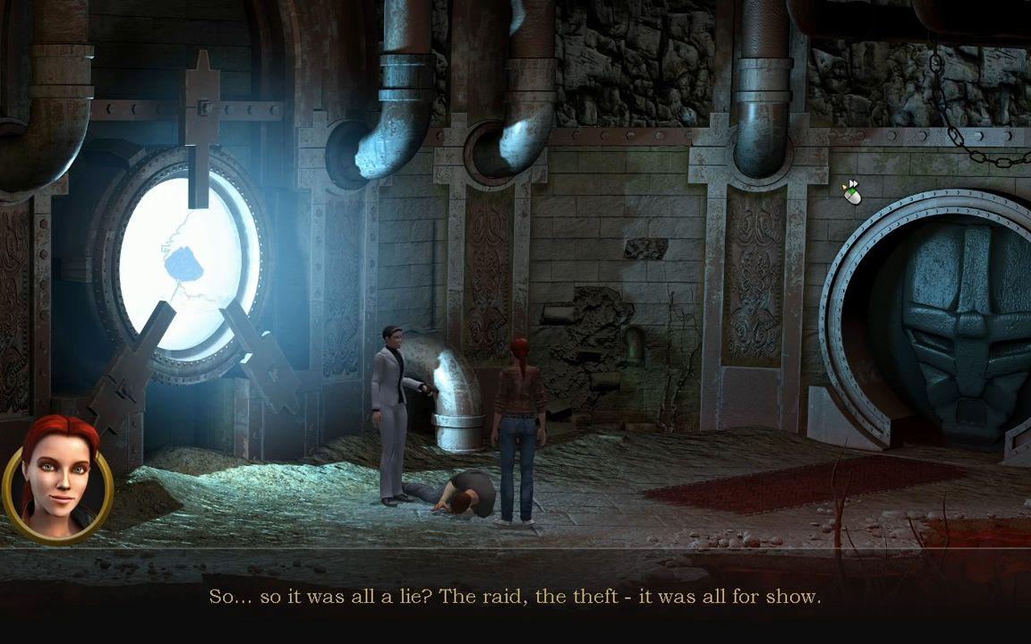 Secret Files 3 скриншот 1