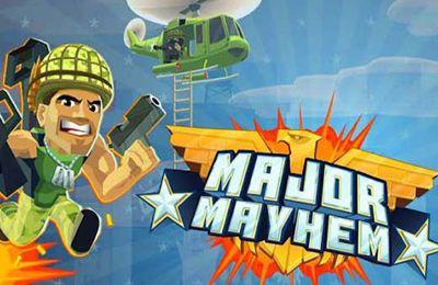 logo Major Mayhem