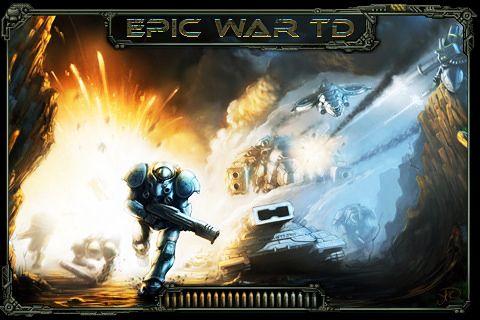 logo La guerre épique TD