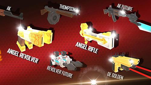 Arcade Sniper shooter stickman 3: Fury für das Smartphone