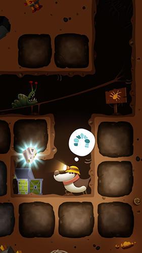 Arcade My diggy dog für das Smartphone