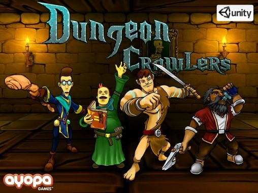 Dungeon crawlers capture d'écran 1
