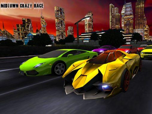 Midtown crazy race скриншот 1