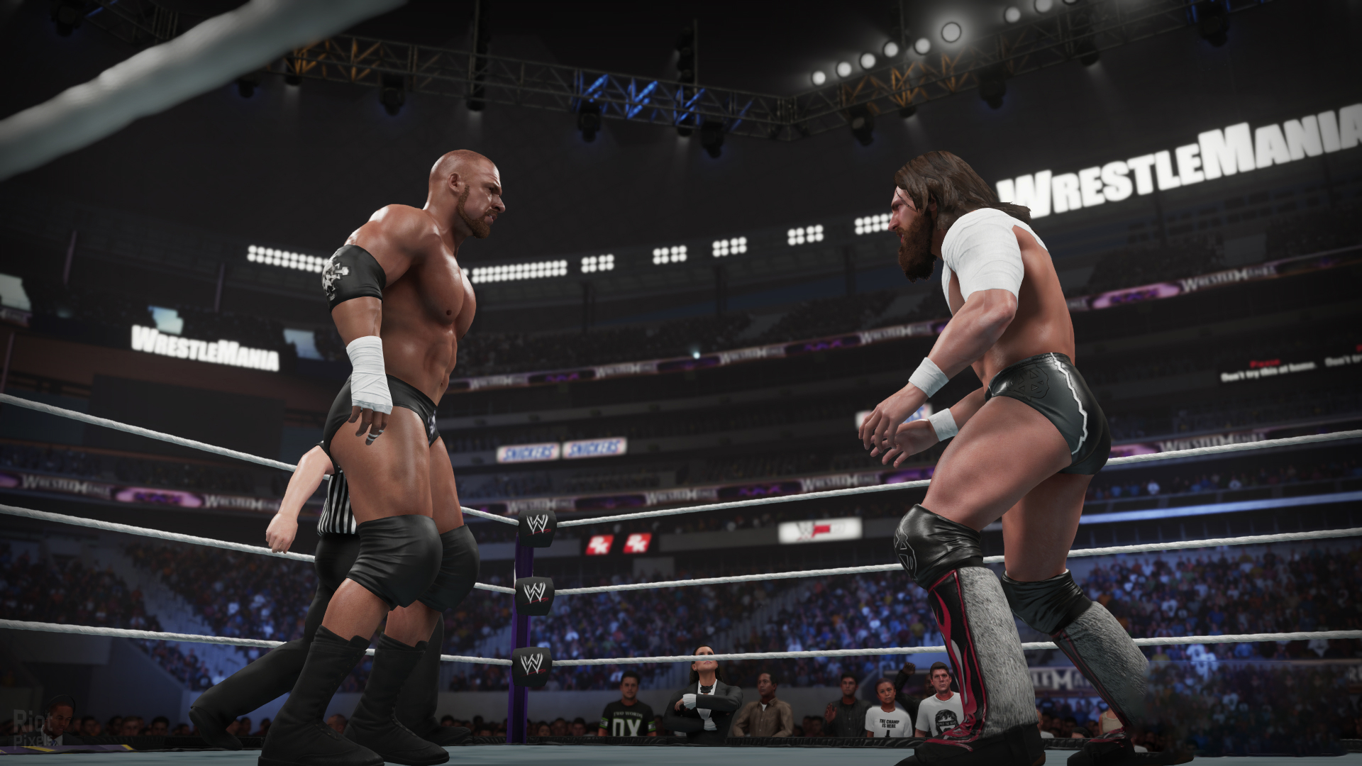 WWE-Spiele für Android